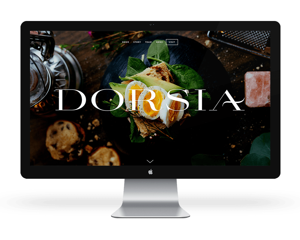 For Restaurants - People eat with their eyes before they taste your delicious food. Tantalize your guests with a delicious website to get them through the door.