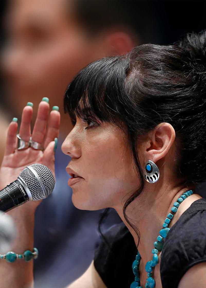 Leah Gazan - Advocate, Speaker, media contributor