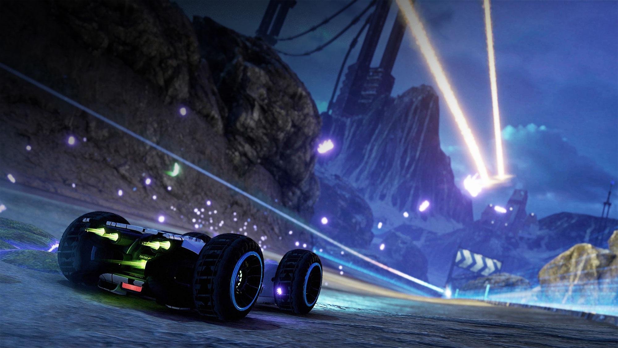 GRIP - Combat Racing Game