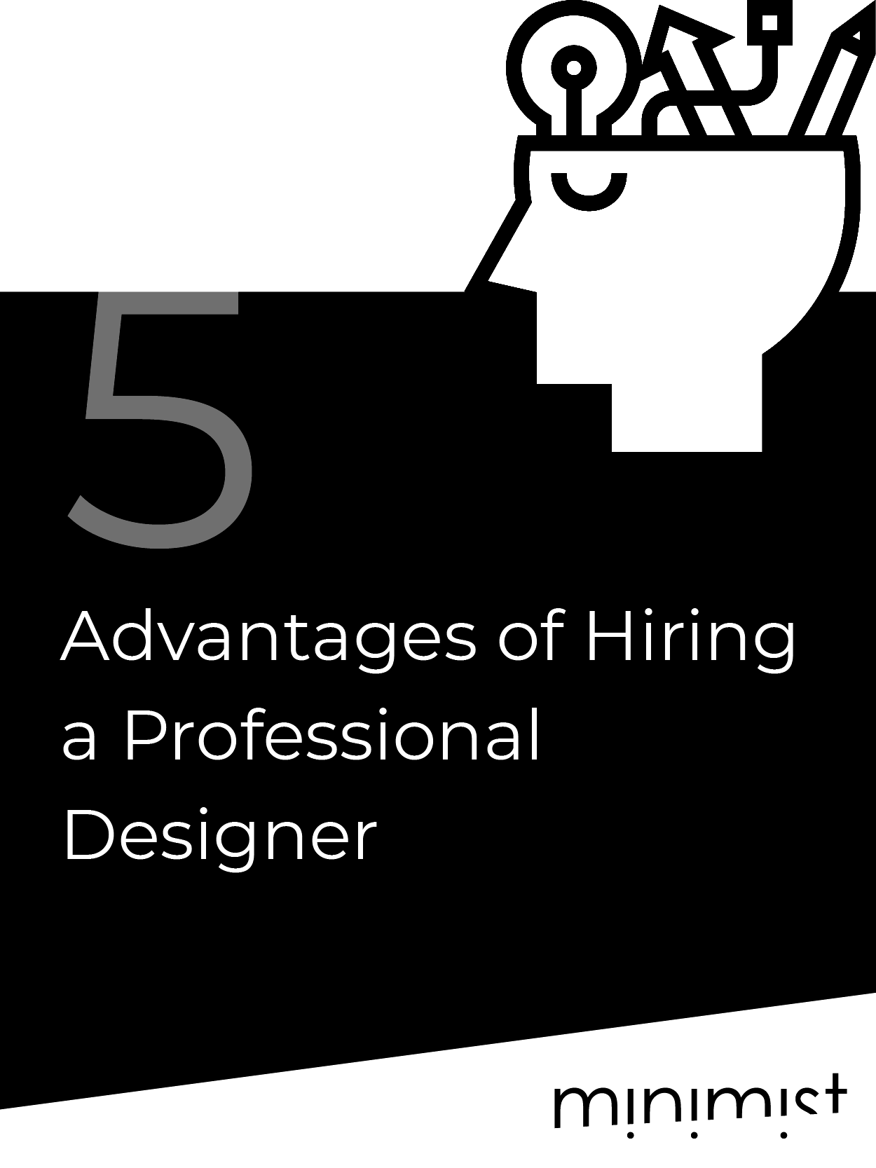 5 Advantages of Hiring a Professional Deisgner