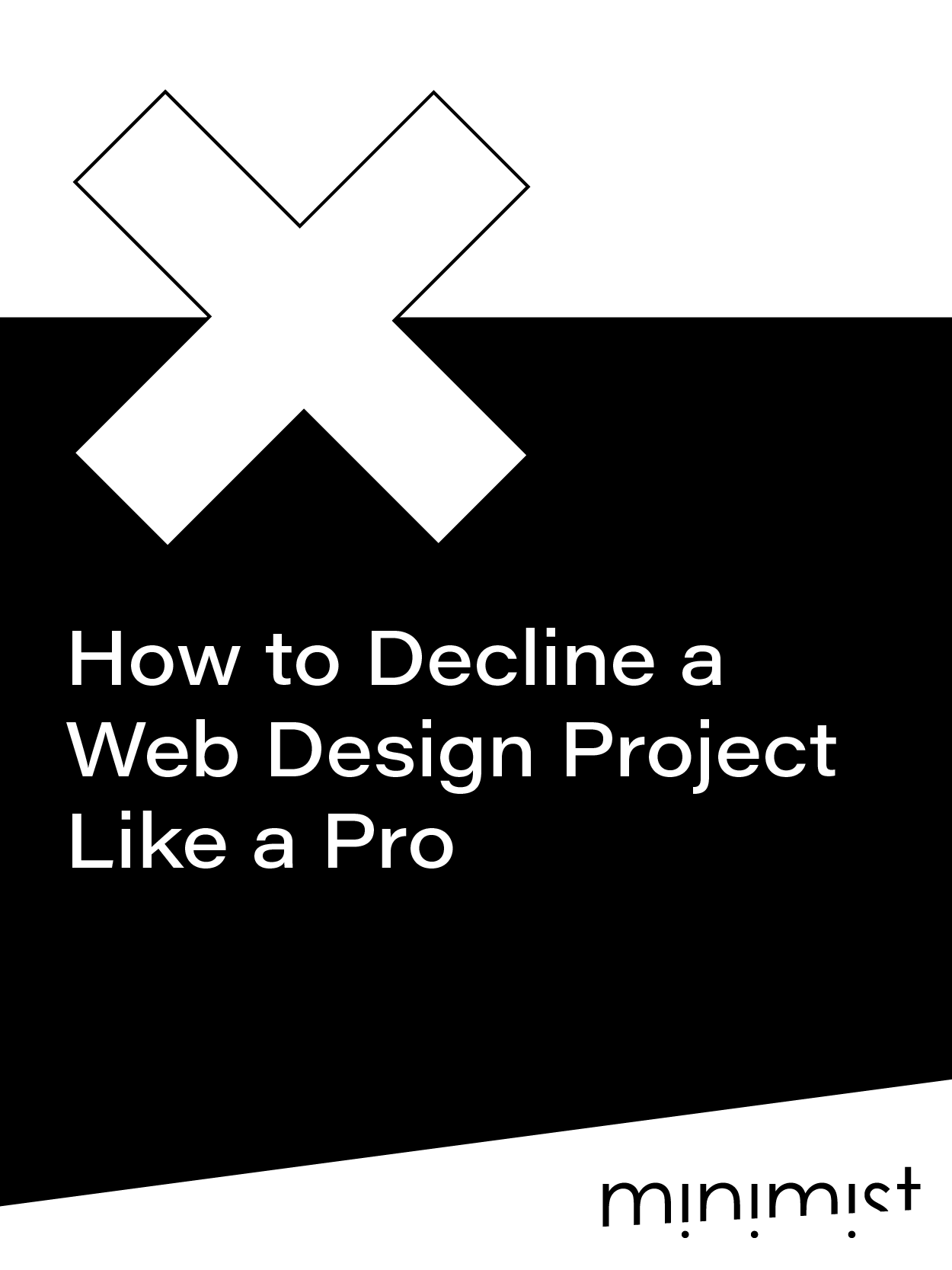 How to Decline a Web Design Project Like a Pro