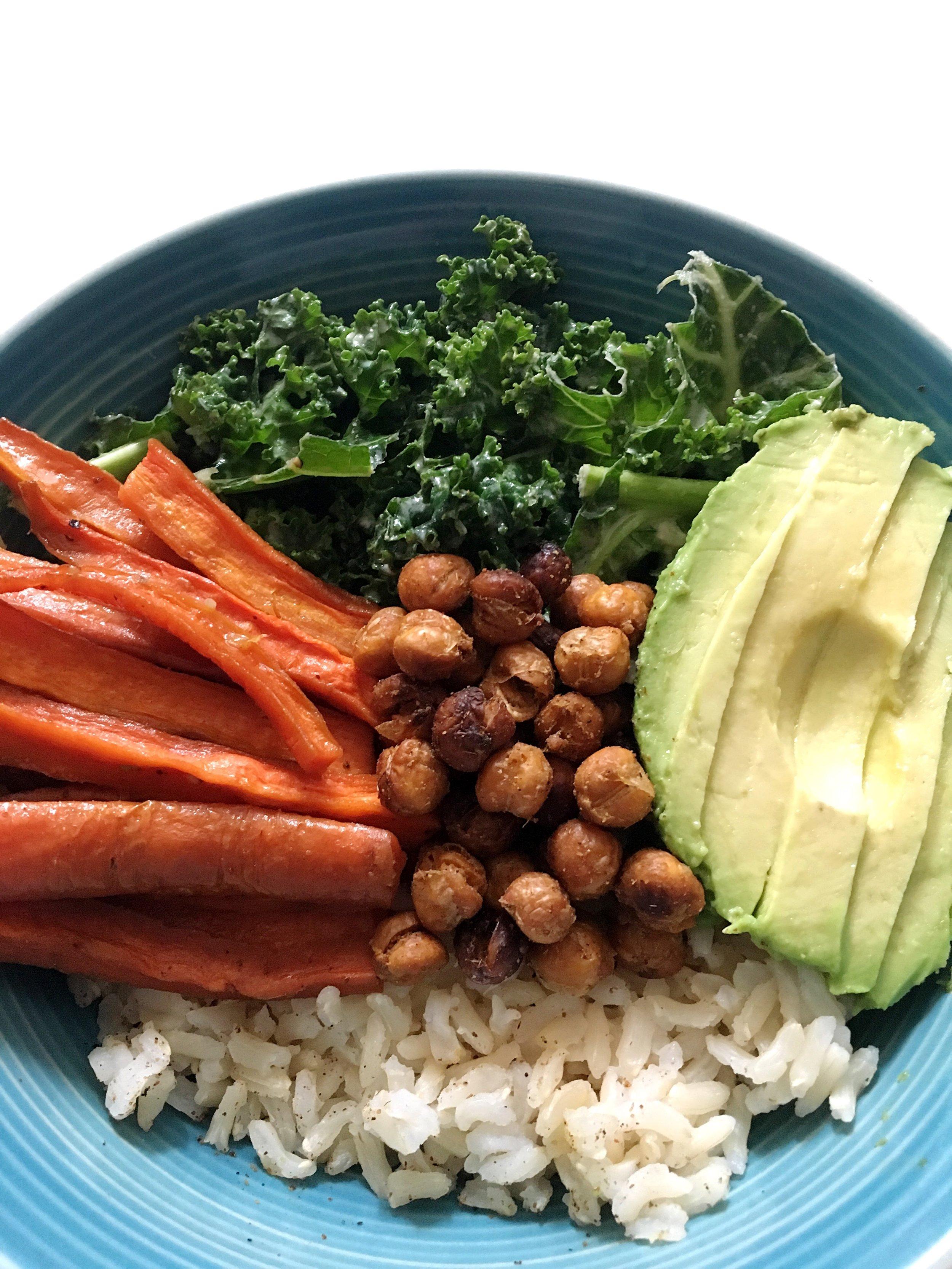 vegan bliss bowl