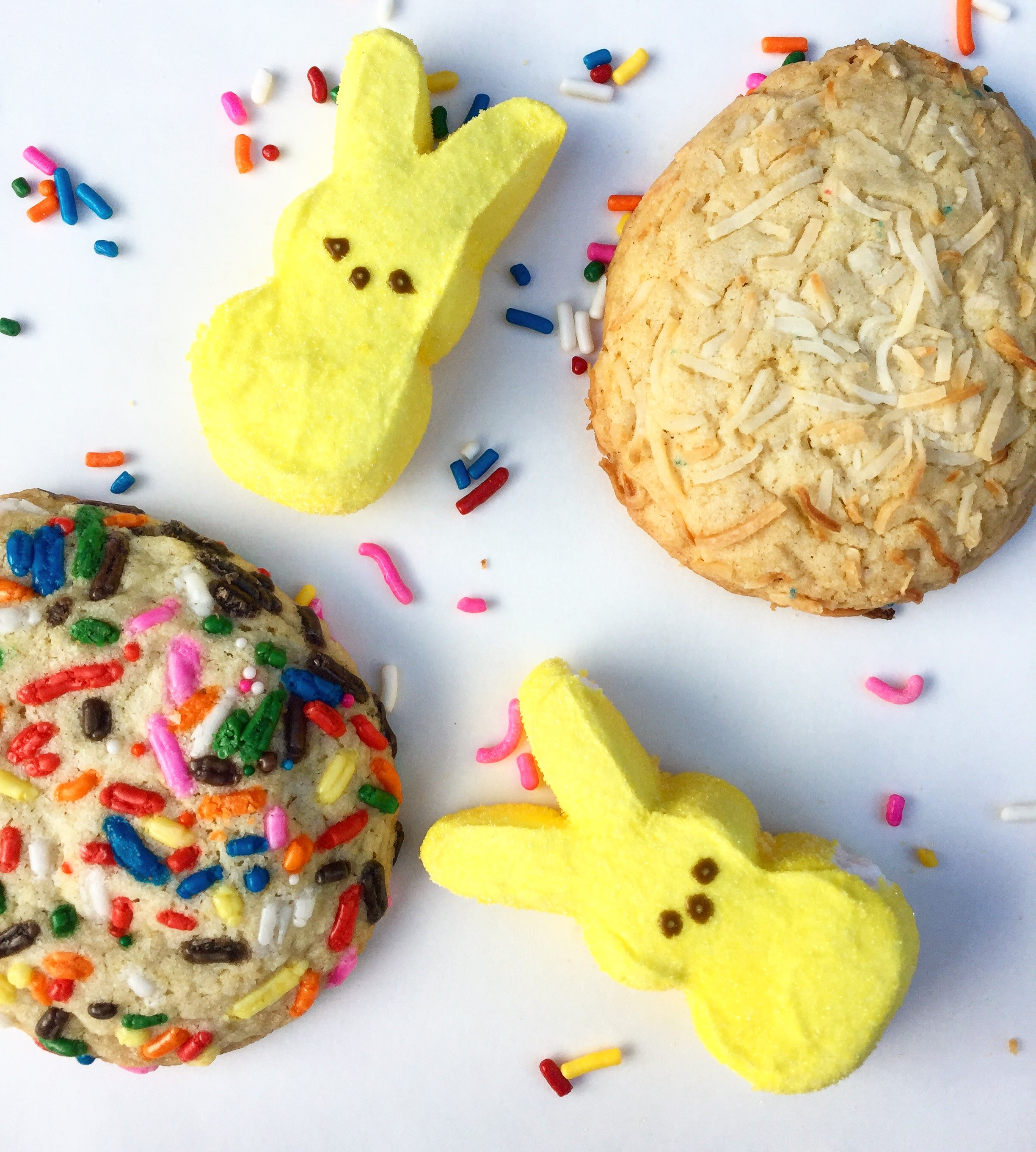 Peeps are one of my favorite Easter treats. A total sugar bomb!