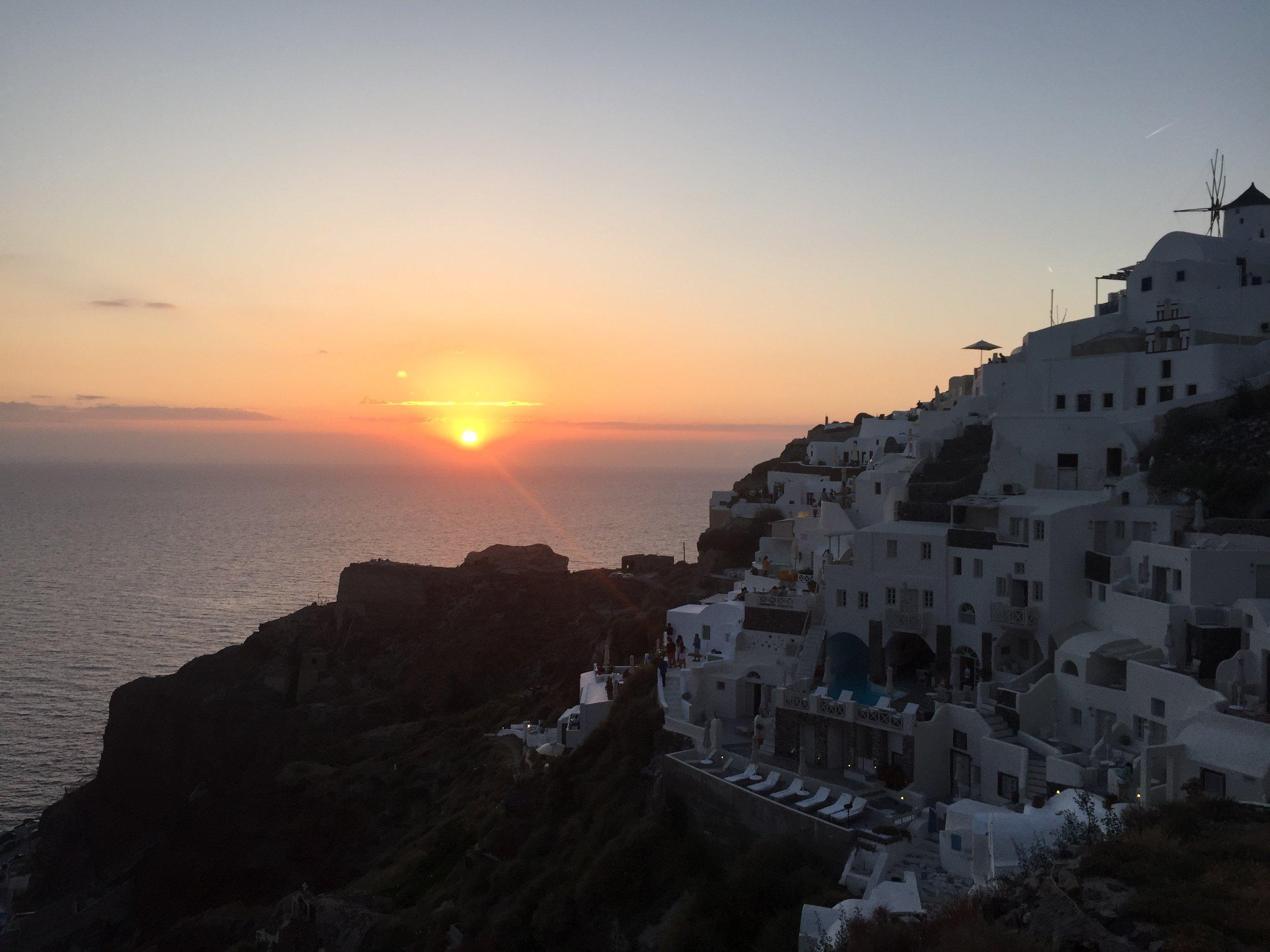 santorini, greece   I   @ofthesamemix