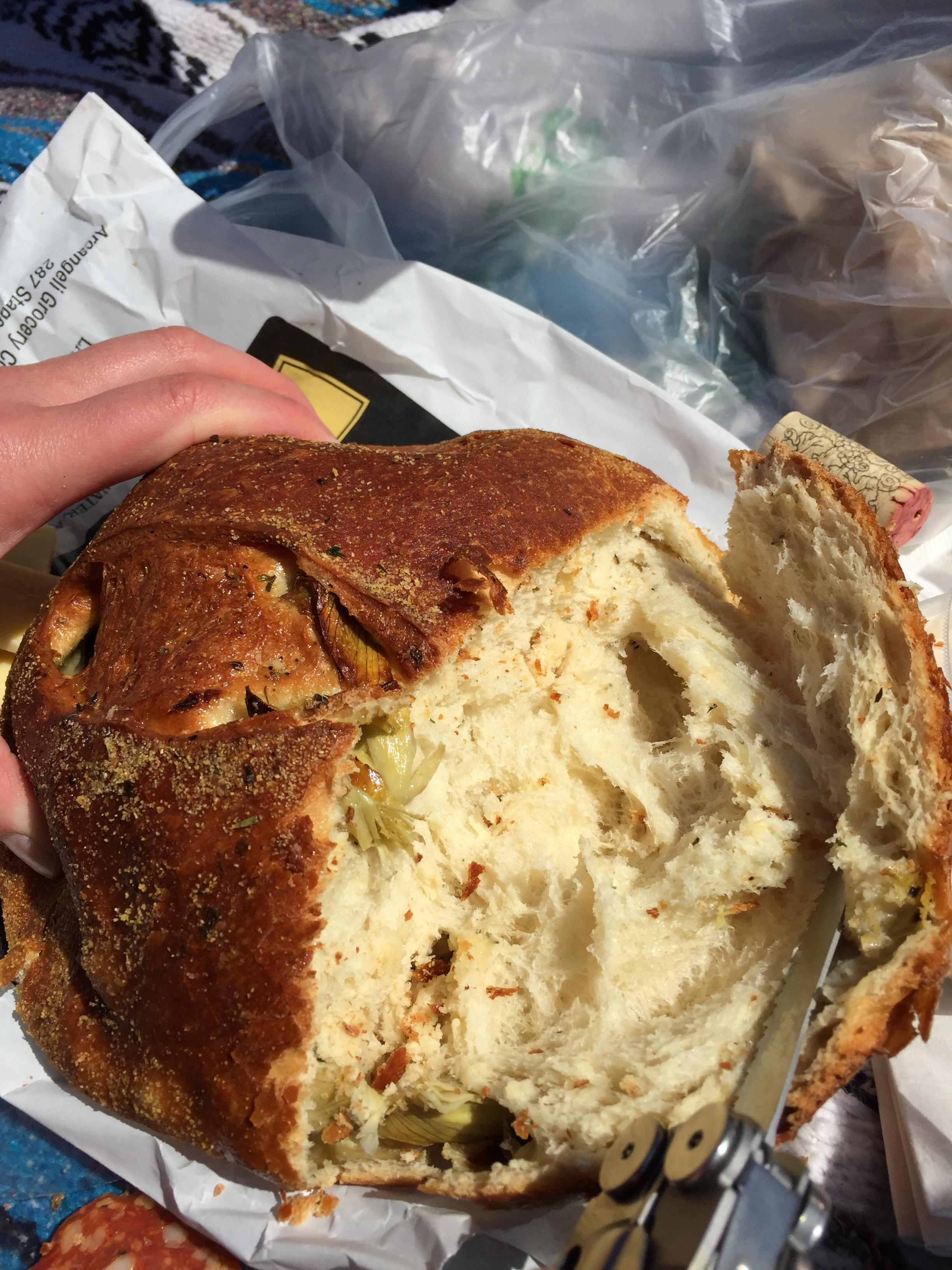 Artichoke bread 2.JPG