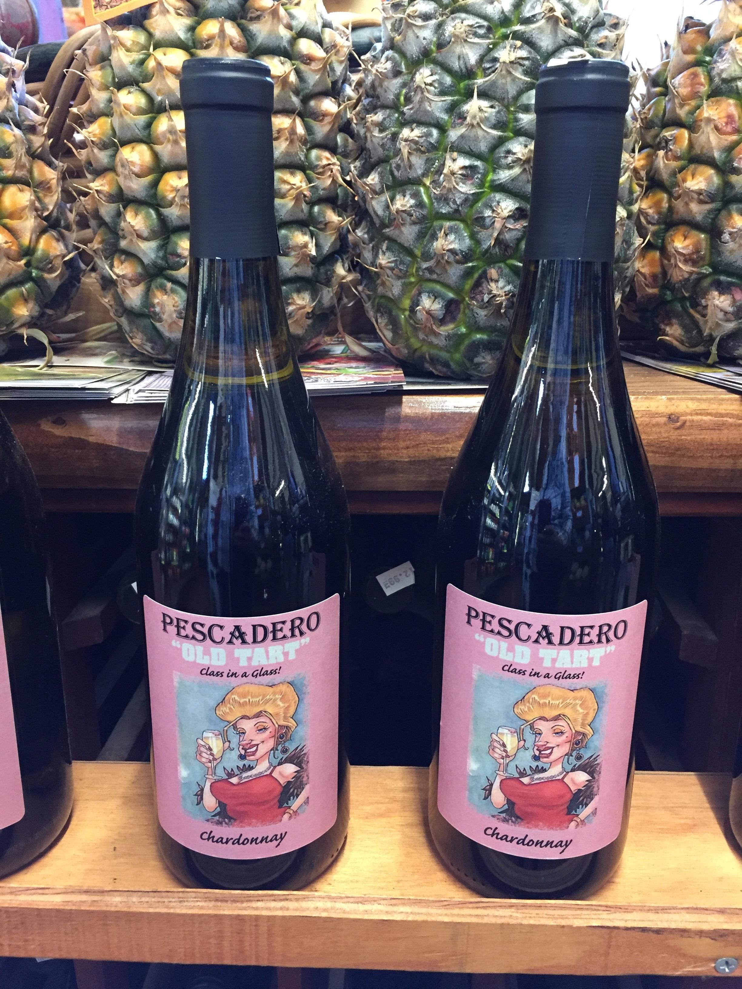 Arcangeli's wine .JPG
