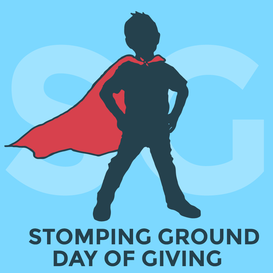 "PROFILE PICTURE   RIGHT CLICK TO DOWNLOAD   It would mean the world to us if you made this your profile picture for the day. You can say something like  ""I am changing my profile picture to help Camp Stomping Ground bring more kids to camp. Check out what they do here... https://campstompingground.com/day-of-giving"""