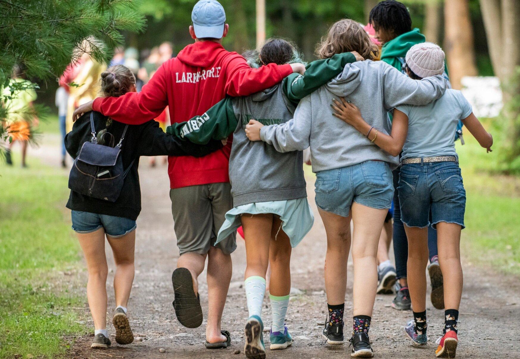Restorative Justice at Camp -