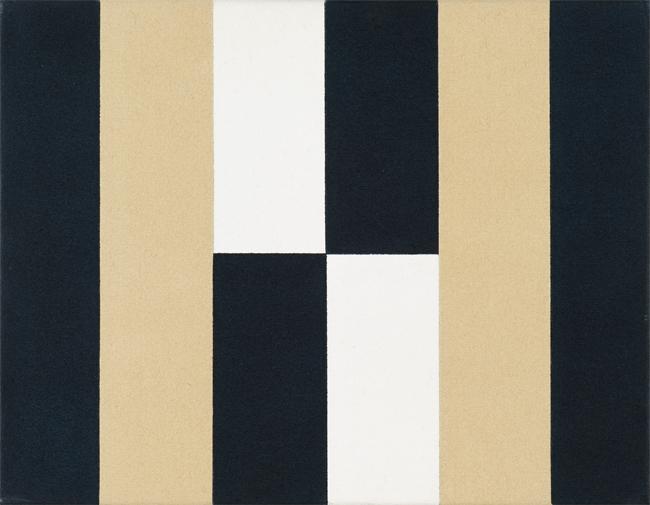 Gordon Walters, Untitled, 1993, acrylic on canvas