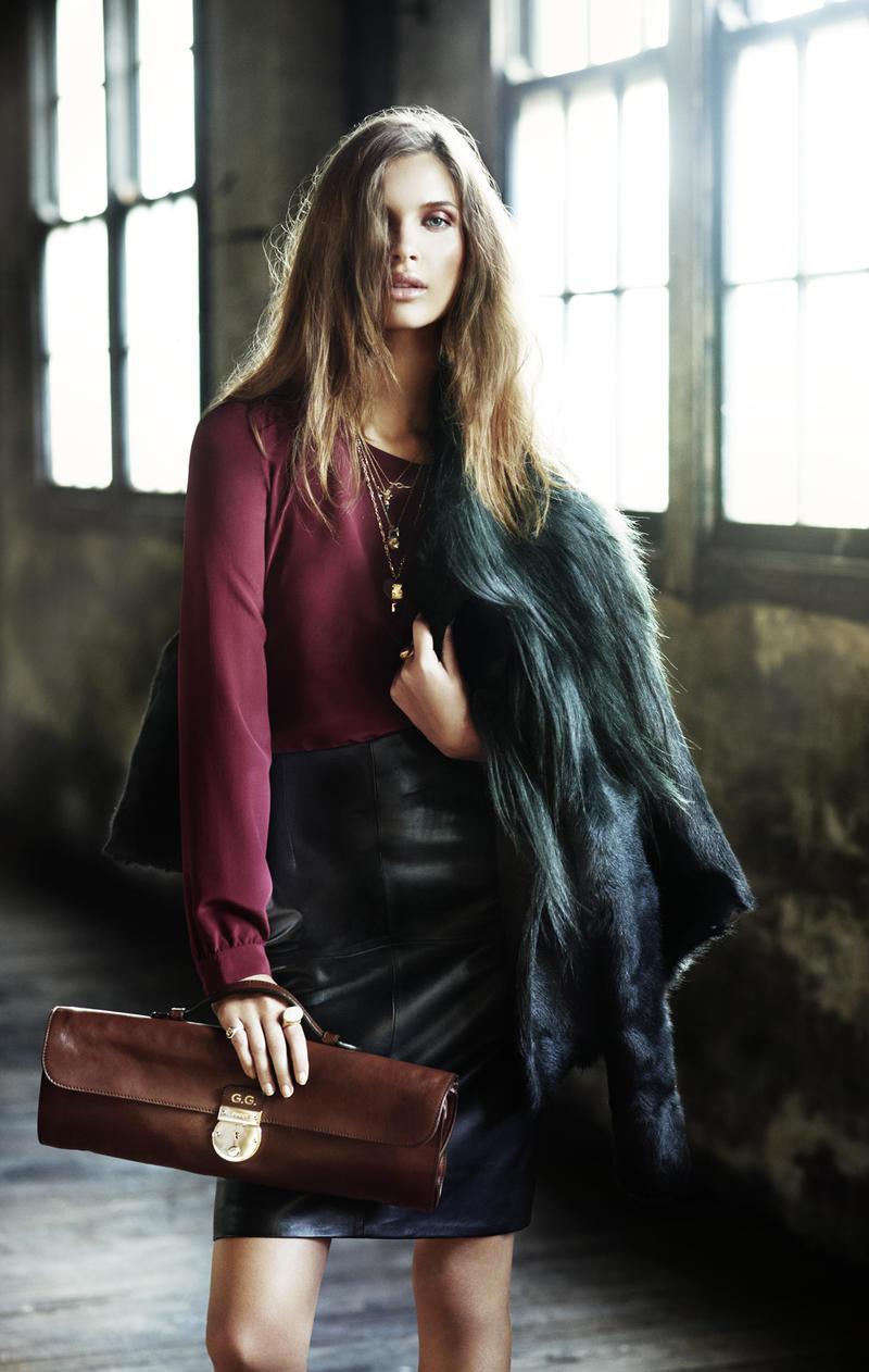 leather /  grazia