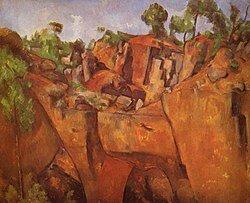 250px-La_Carrière_de_Bibémus,_par_Paul_Cézanne,_Yorck.jpg