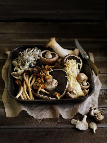 Seasonal/Autumn ingredients