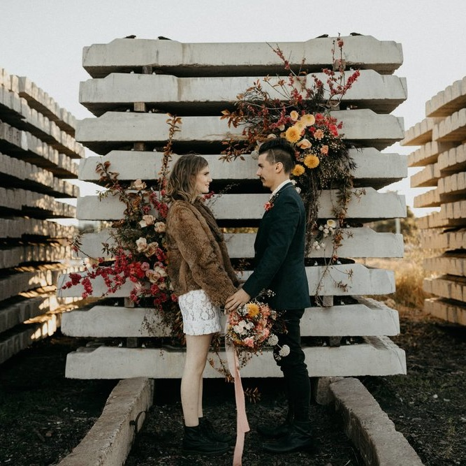 gabe and lilly urban elopement - view gallery