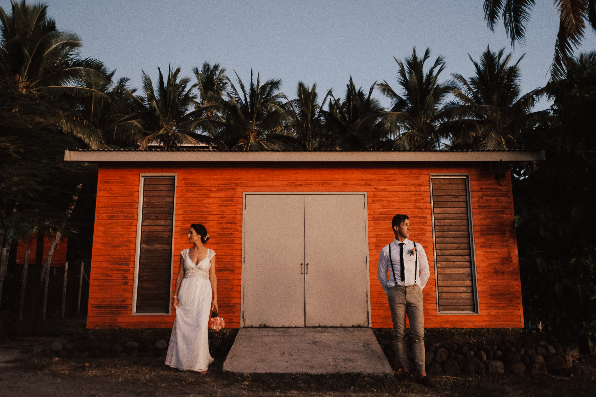 Wananavu Resort Weddings