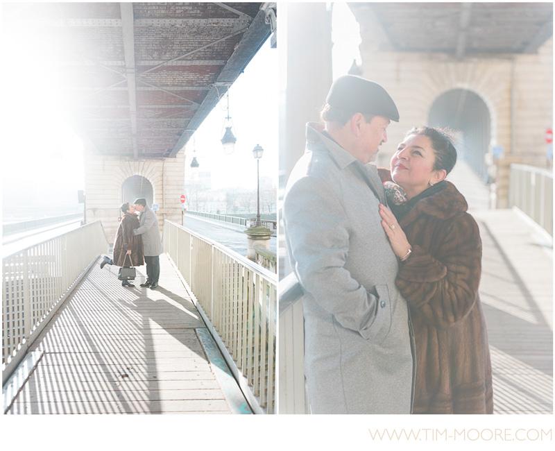 Paris Photographer Tim Moore capturing unique moments of love
