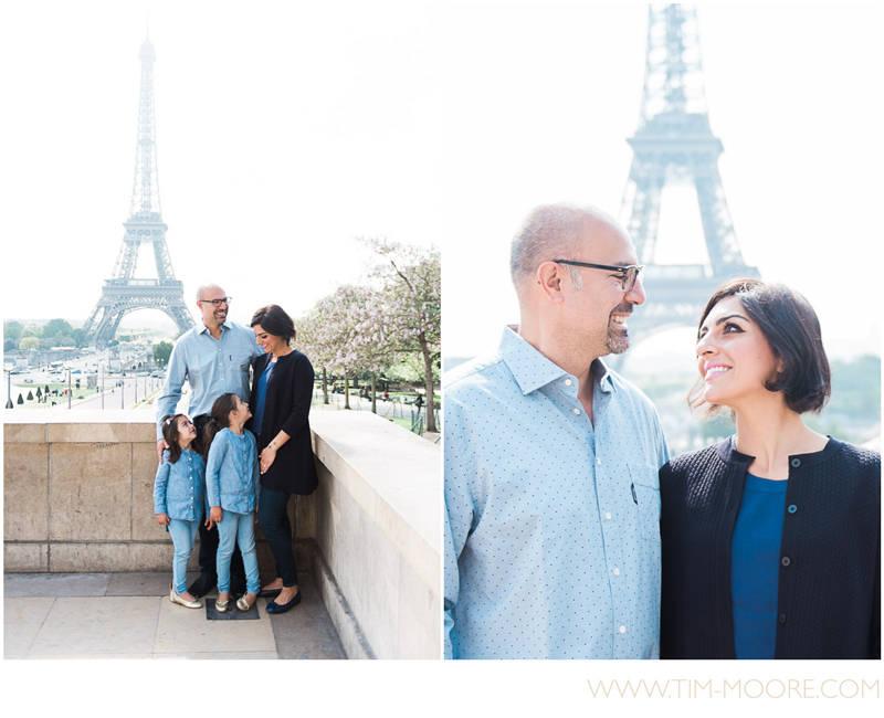 Paris is a great city to have some family fun and book a photo shoot