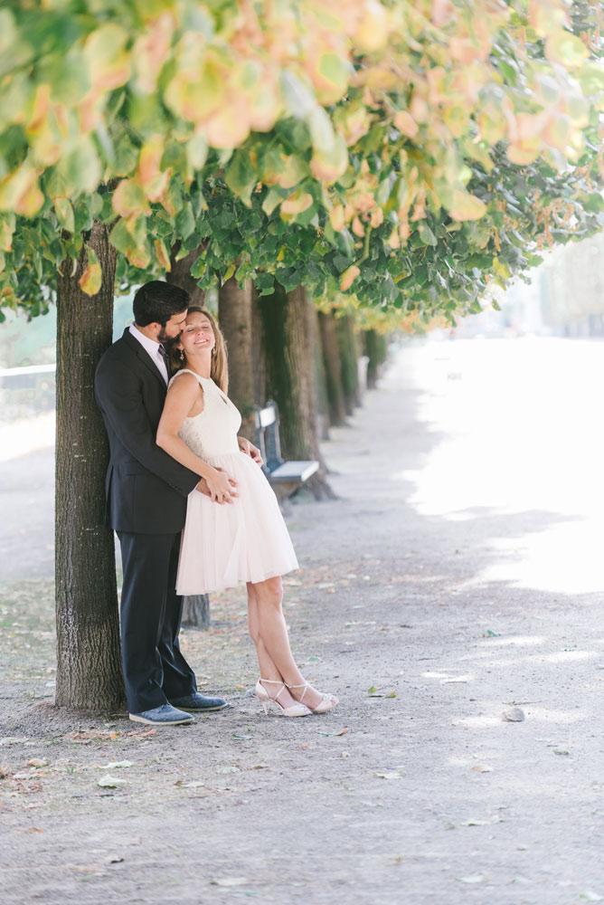 Paris Photographer - Love at the Tuileries