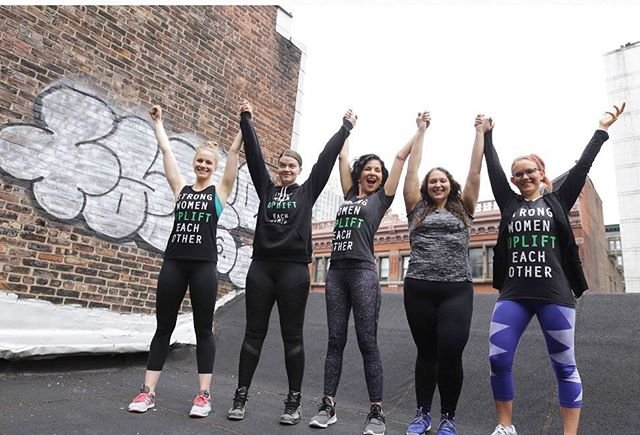 It's National Siblings Day, so here's to celebrating our Uplift sisterhood! Strong Women Uplift Each other, every day and in every way. 👭  Tag your sisterhood squad below! 💚
