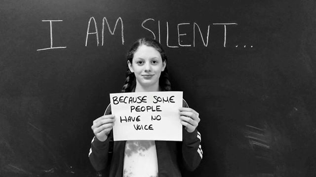 """Today is the National Day of Silence, spreading awareness about the effects of the bullying and harassment of lesbian, gay, bisexual, transgender, queer and questioning people. . Representing the silencing of members of the LGBTQ+, many students and supporters will be taking a day-long vow of silence. . Even if you don't take a day of silence,  we encourage you to spread love and support for those around you, particularly those in the LGBTQ+ communities. . Here are some simple ways to do that:  1) LISTEN 2) Be open-minded and inclusive 3) Defend your LGBTQ+ friends against discrimination 4) Influence others by using your platform - whether it's a conversation with friends, putting up a poster or """"organizing a lunch and learn"""" at work.  5) Celebrate their accomplishments"""