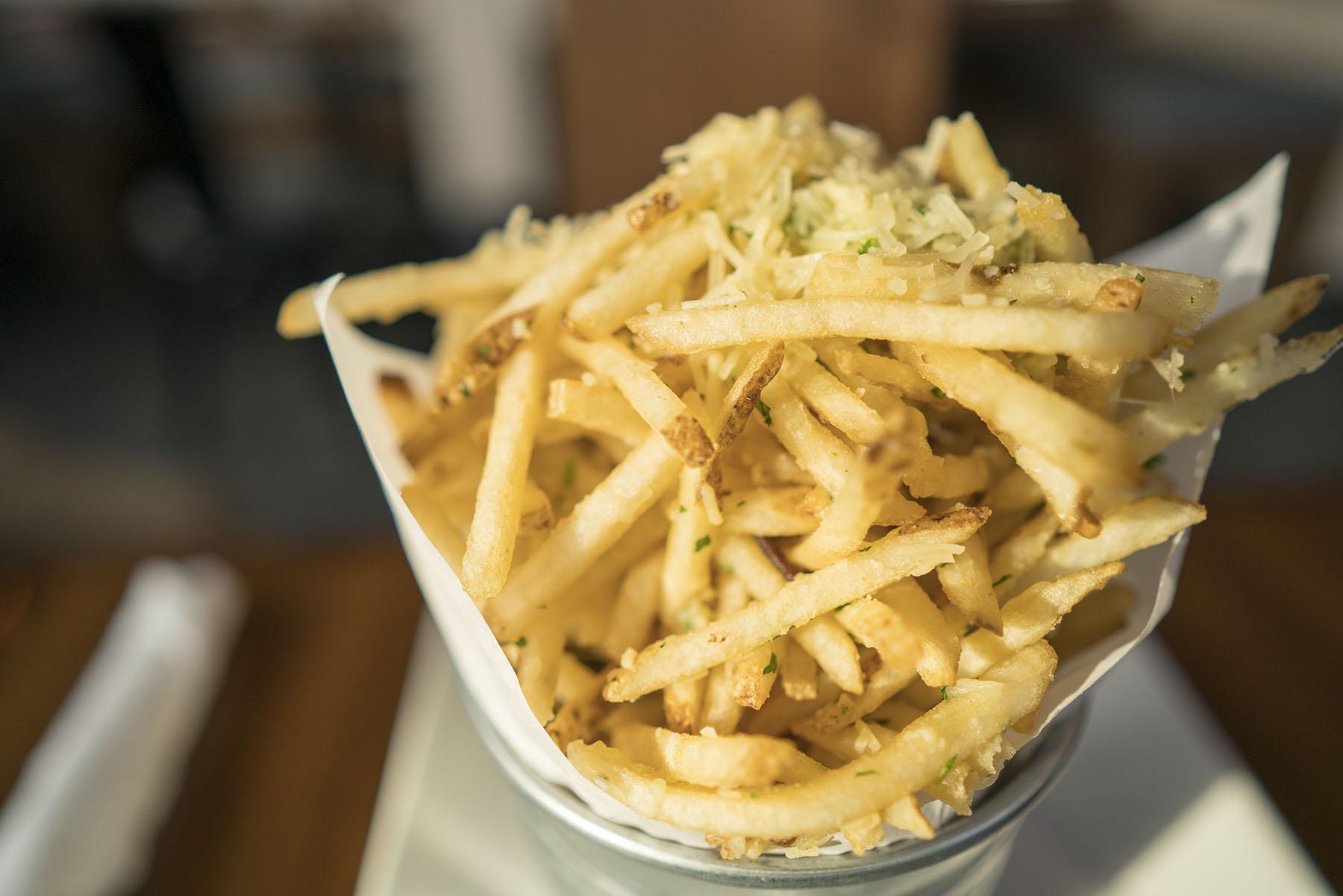 Copy of Truffle Parmesan Fries