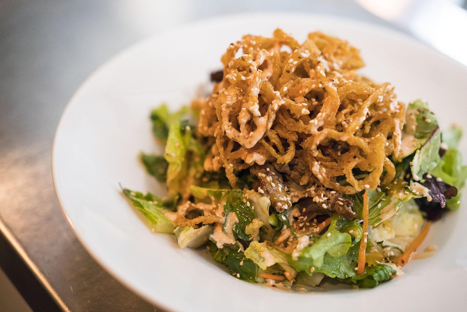 Ribeye Thai Beef Salad