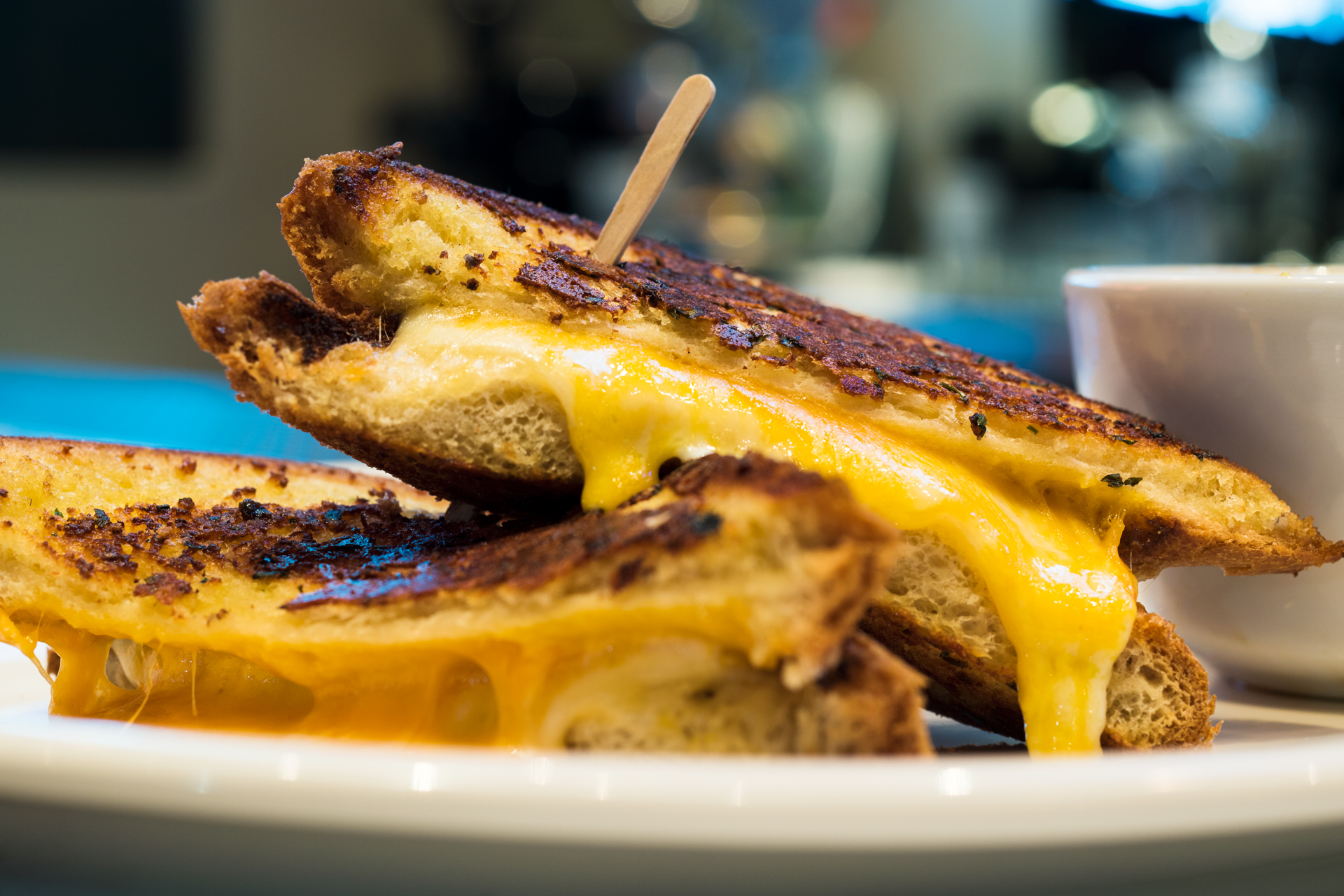 Simple Grilled Cheese  $10