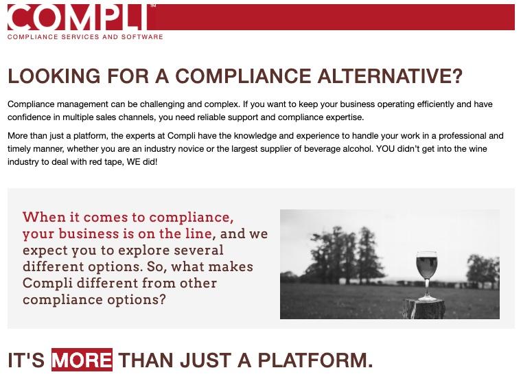 Compli+Beverage+Compliance