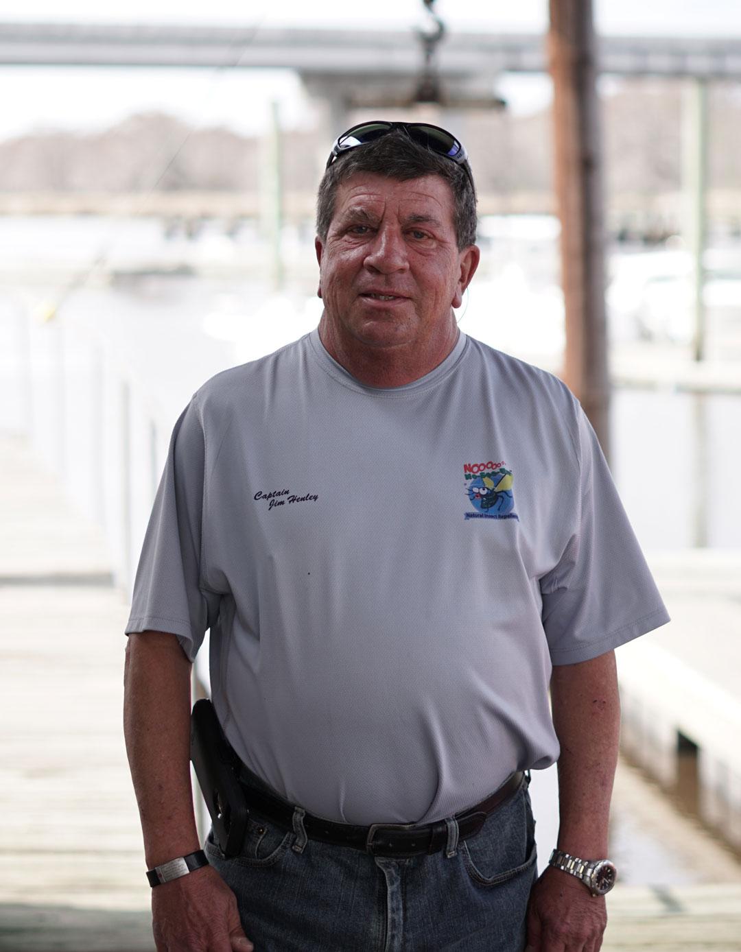 Captain Jim Henley