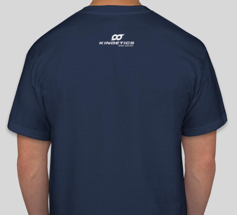 Item # 1253 T-Shirt. Sizes: S, M, L, XL Price $25.30