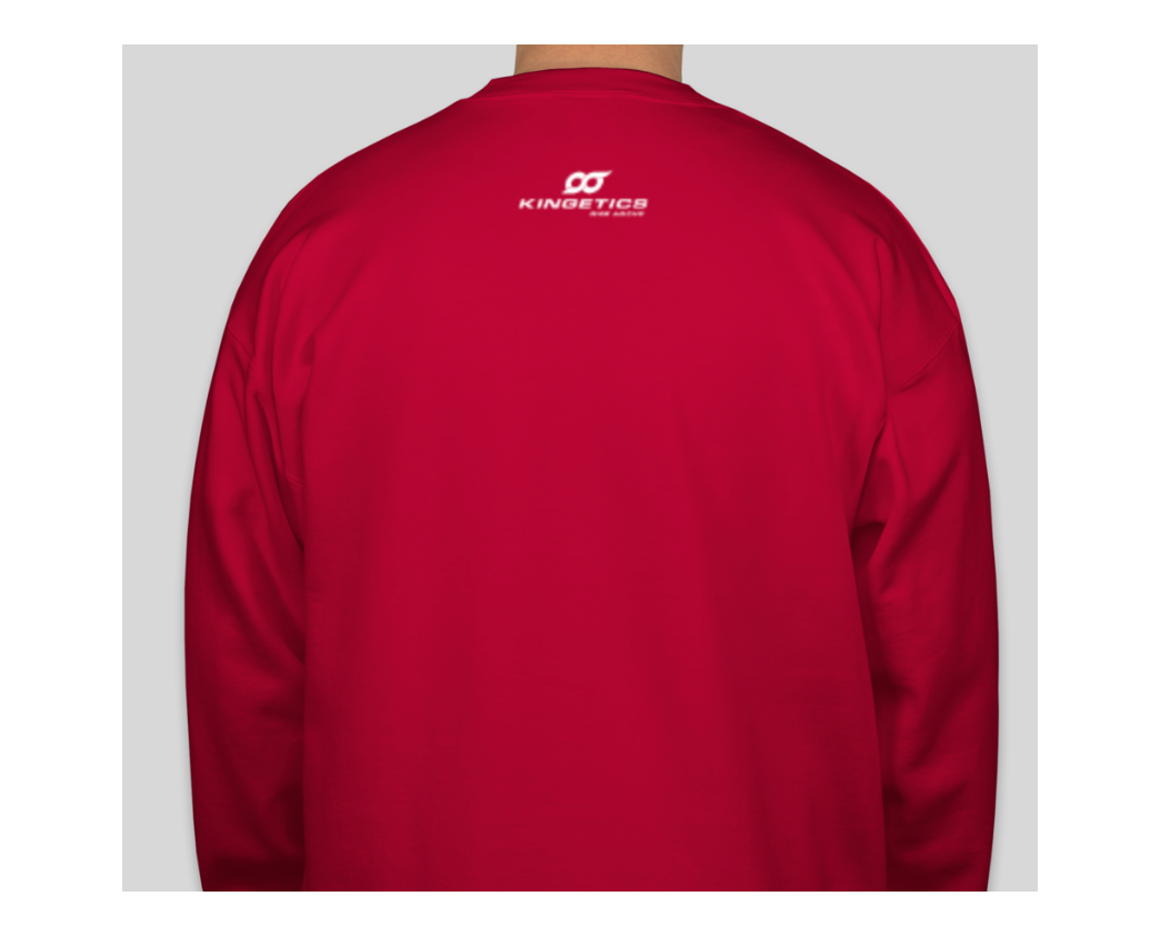 Item # 1255 Sweat Shirt. Sizes: S, M, L, XL Price $53.20