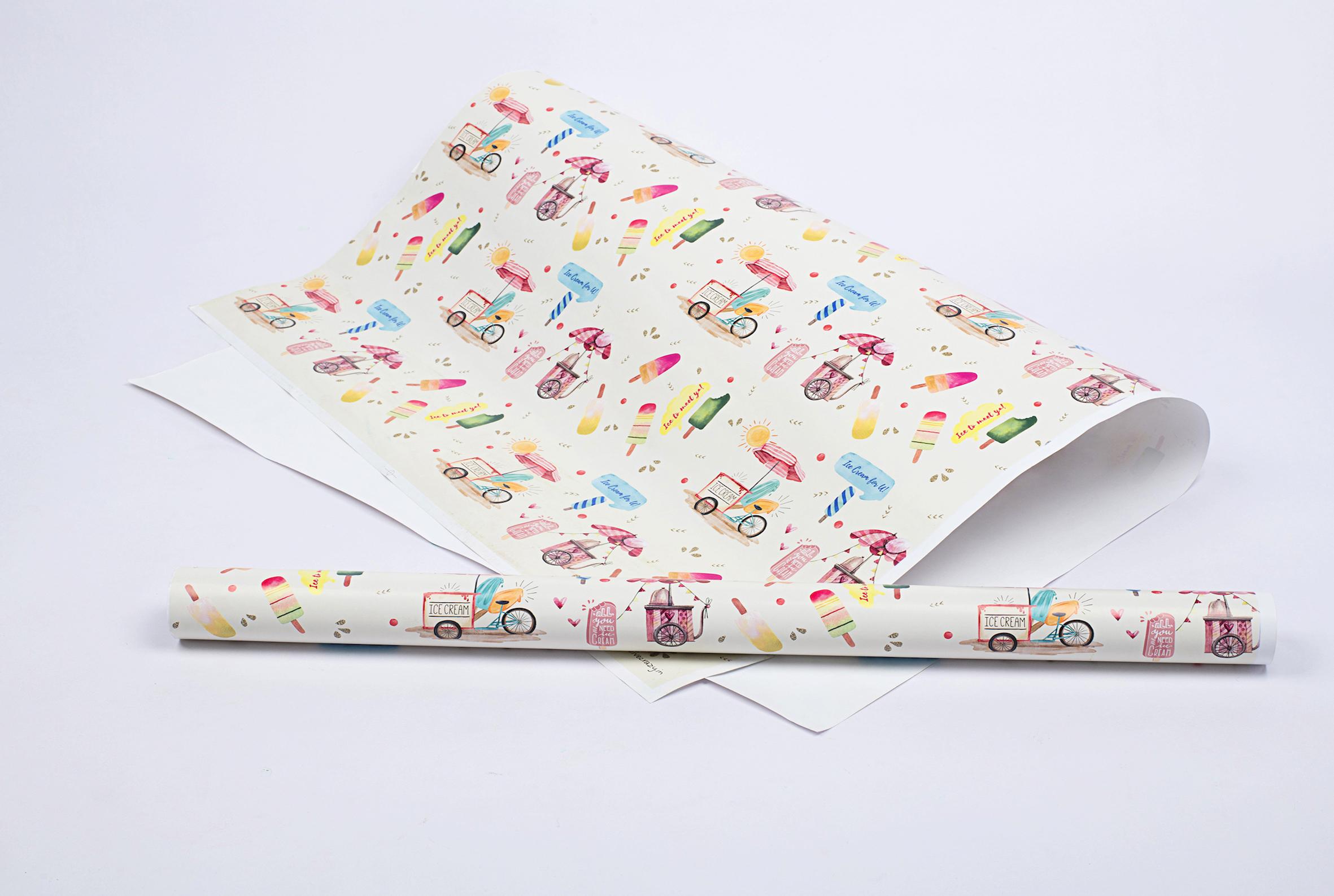 Ice Cream Gift Paper.JPG
