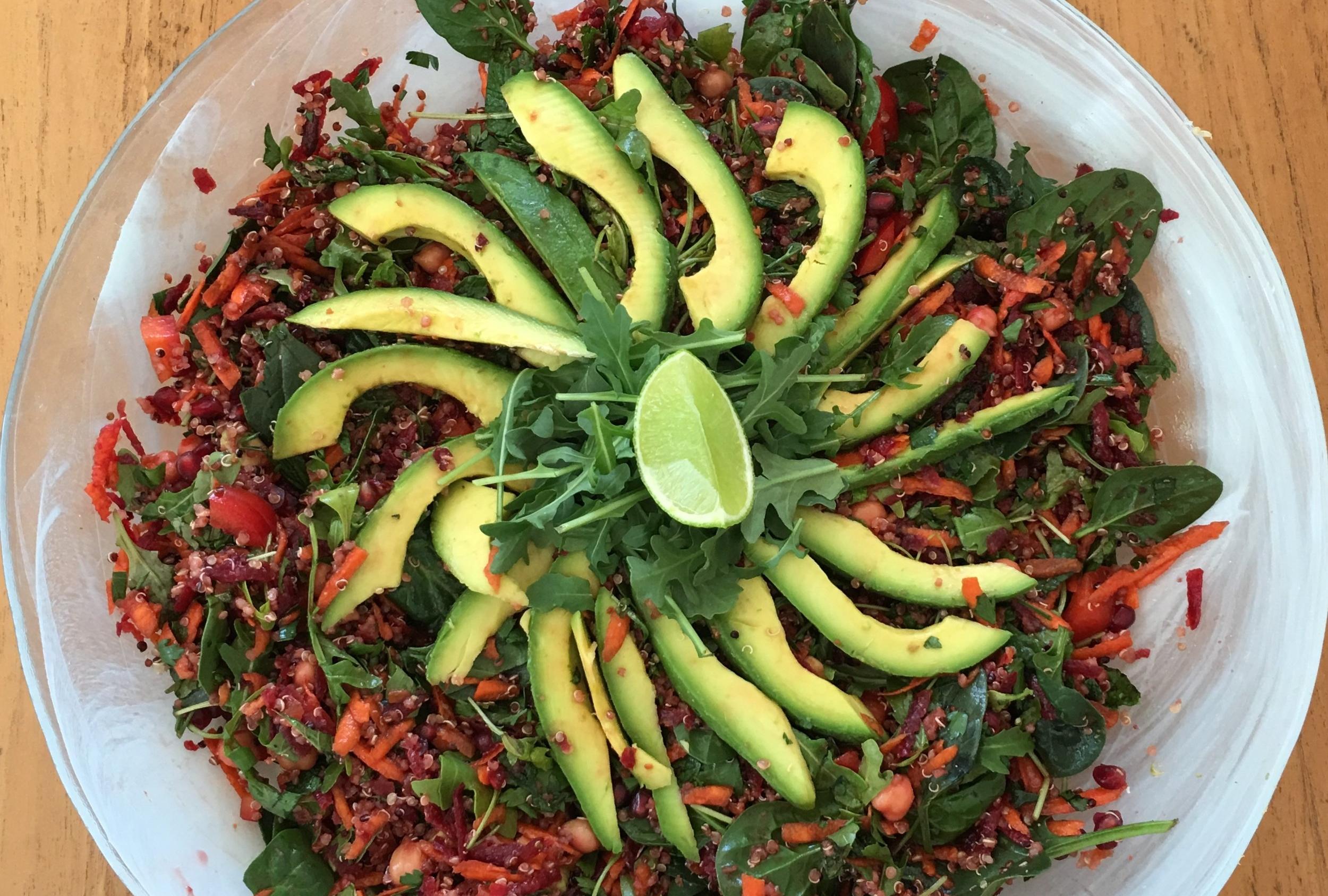 Super salad Recipe | Health Food | Vegan | Recipes