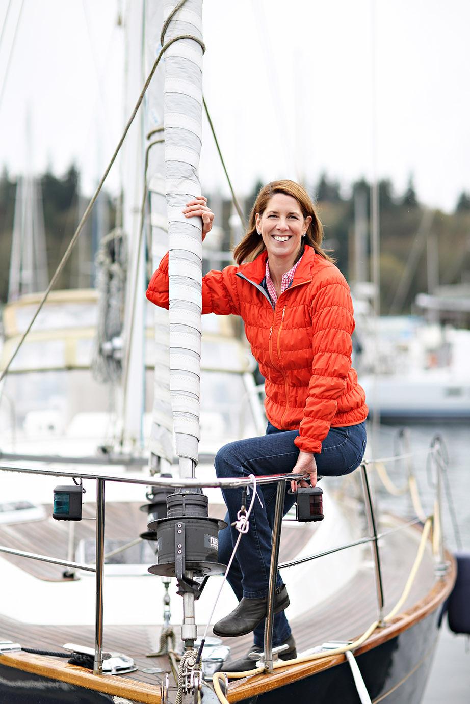 Leah Applewhite, Island Living