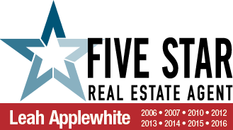 Leah Applewhite - Five Star Real Estate Agent