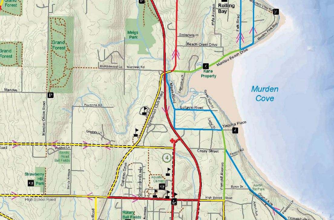To View The Full Map, Please  Click Here .