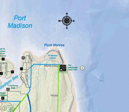 To view the full map, please visit: http://www.bainbridgewa.gov