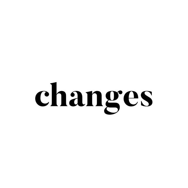 CHANGES // Apart from being a brilliant David Bowie tune, this is what's happening over at OSS HQ. I've made a few small tweaks to my coaching offering to ensure I can maintain my high level of service to as many clients as possible. A revised coaching offering, team strategy and workshops still sit on my OSS website, and I've introduced personal branding & media strategy over at lannahill.com.au. My coaching availability is very limited, so please get in ahead of time if you'd like to book in! And head on over to the OSS Facebook page if you want to check out my live video explaining all the changes. If you've got any questions at all, email is best at info@onesmallstepcoaching.com.au x