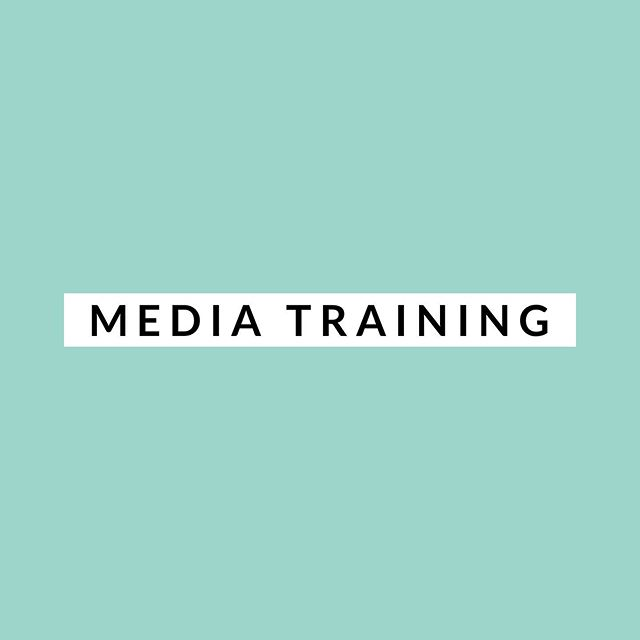 MEDIA TRAINING // Are you looking at using the media as part of your marketing strategy? Traditional media is one of the best ways you can add credibility to your brand and stand out from the crowd. Media training will give you the skills to present your message clearly and with confidence, as well as understanding how the media works and what they're looking for. You can find me at the @media_stable website - mediastable.com.au/mediatraining, or DM me for details!