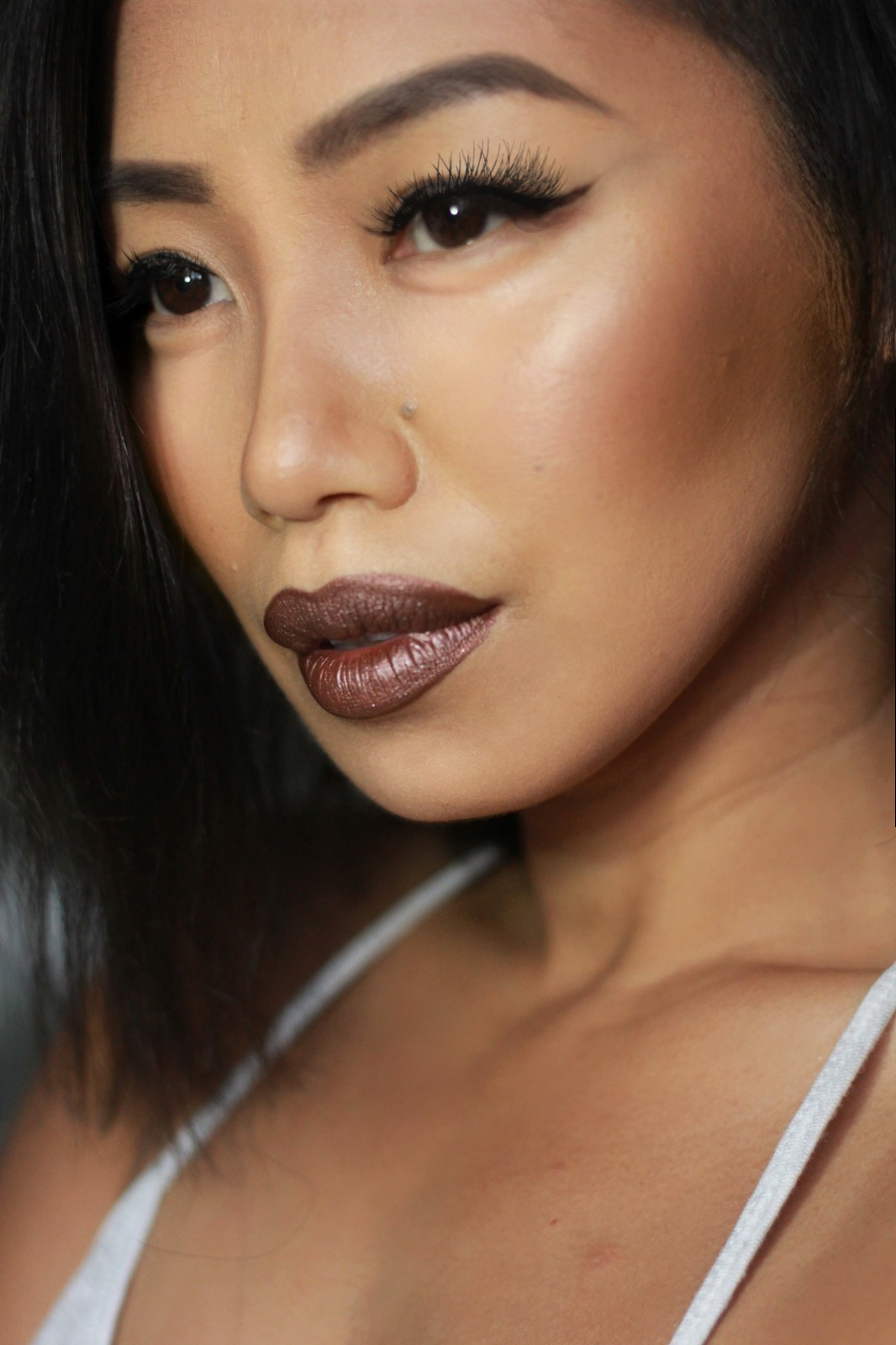 Wrap your lips in high-impact metallic color with Liquid Suede Metallic Matte, a striking new lip inspired by our best-selling Liquid Suede Cream Lipstick. Available in 12 statement-making shades, these shockingly creamy lippies deliver instant dimension and incredible color payoff. In other words, get ready to slay. Neat Nude