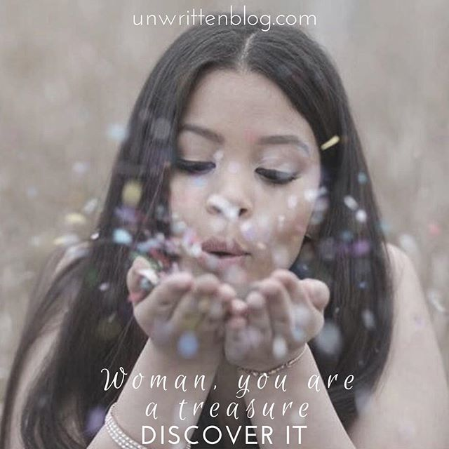 "We have a new blog up! Link in bio - ""Things My Mother Never Told Me: Reflections on the Feminine Genius"" . . What does it mean to be a woman? What's so special? What's the difference between man and woman? ⠀⠀⠀ #FeminineGenius #UnwrittenBlog #JPII #Women #Men #Blog #Catholic"