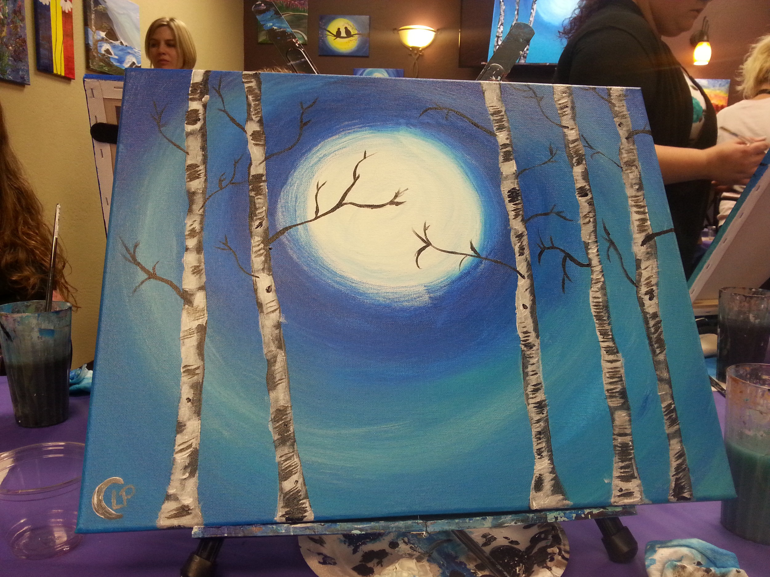 ART 4 JOY - Sip n' Paint - Central Point - What to do in Southern Oregon - Things to do - Events - Girls Night - Family - Kids (8).jpg