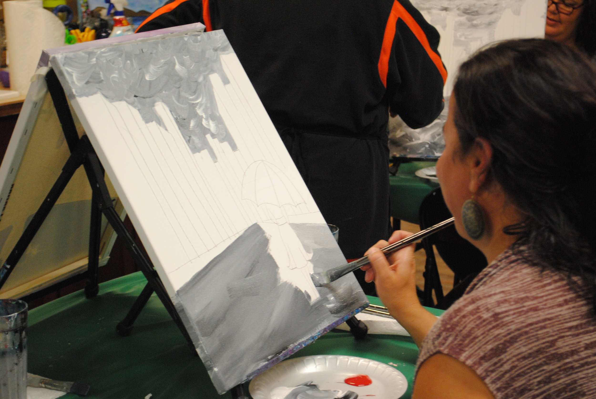 ART 4 JOY - Sip n' Paint - Central Point - What to do in Southern Oregon - Things to do - Events - Girls Night - Family - Kids (9).JPG