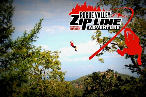 ROGUE VALLEY ZIPLINE ADVENTURES - What to do in Souther