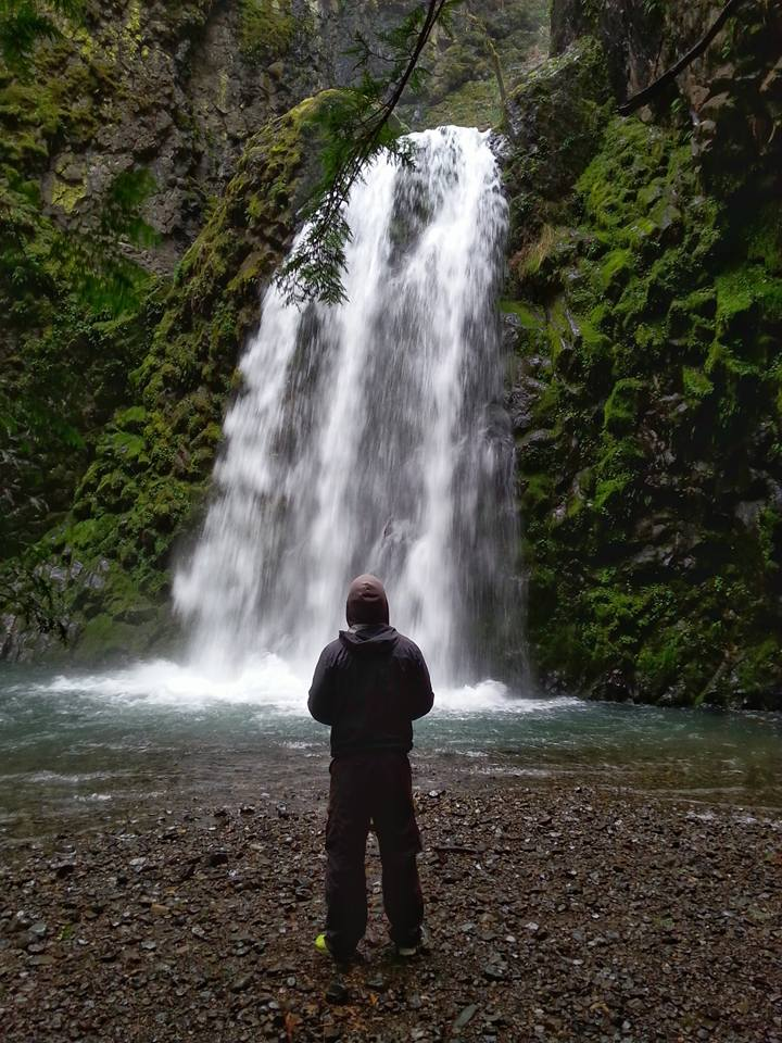 FALL CREEK FALLS - What to do in Southern Oregon - Things to do in Roseburg - Diamond Lake - Waterfalls - Events Calendar