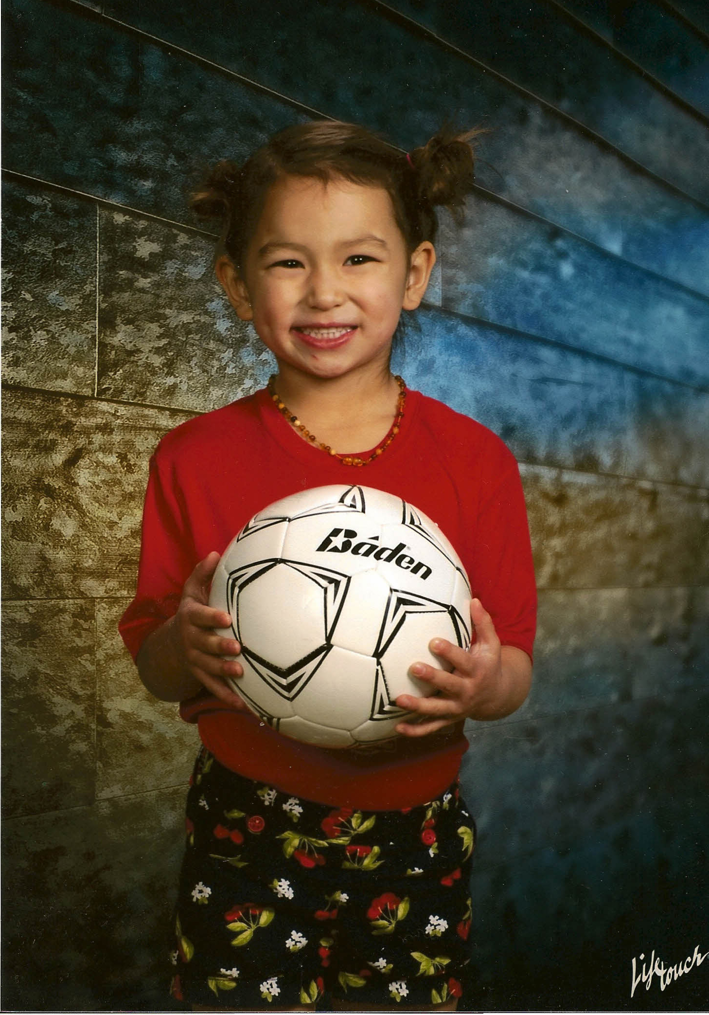 Seriously cute soccer player!
