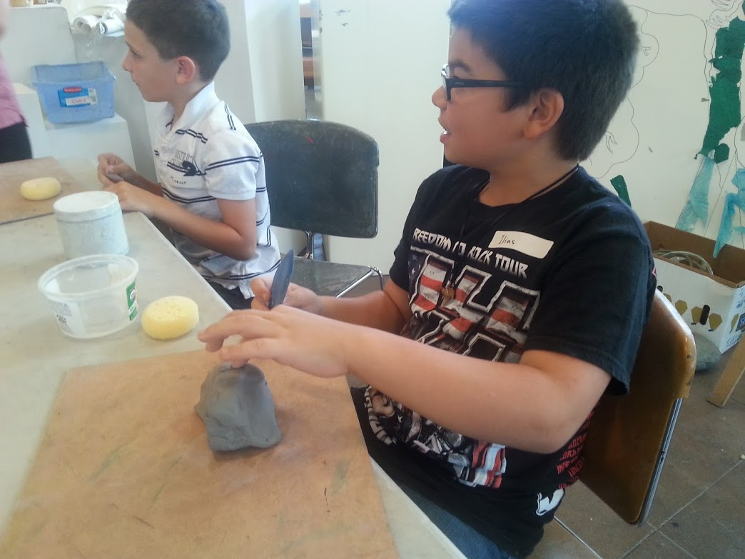 KIDS ART CLASSES AT ROGUE GALLERY & ART CENTER - What to do in Southern Oregon - Things to do in Medford