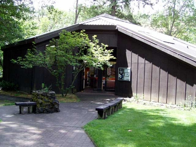 MCGREGOR PARK & VISITOR CENTER - What to do in Southern Oregon- Things to do in Trail - FREE - Kids
