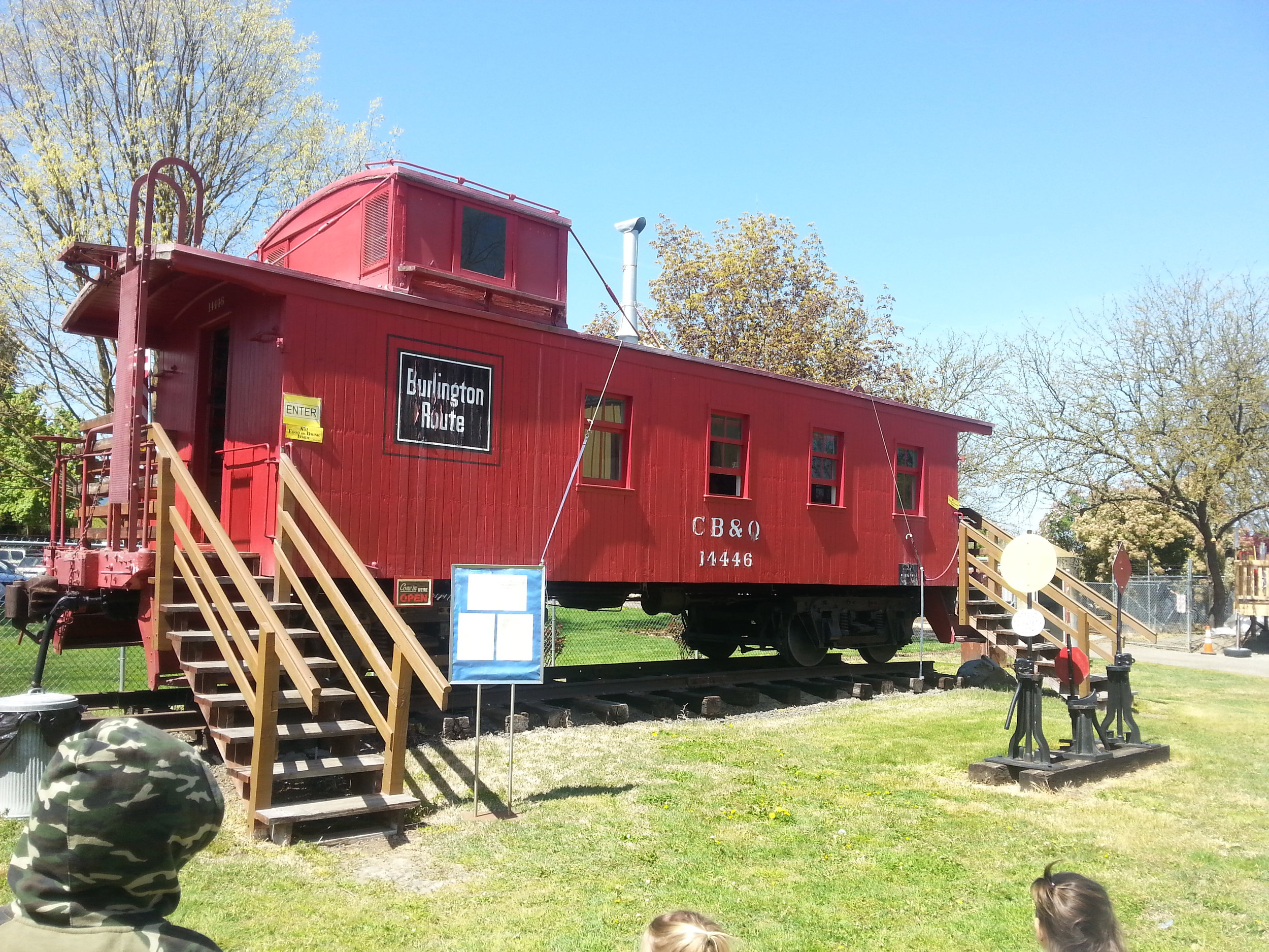 The Learning Caboose.
