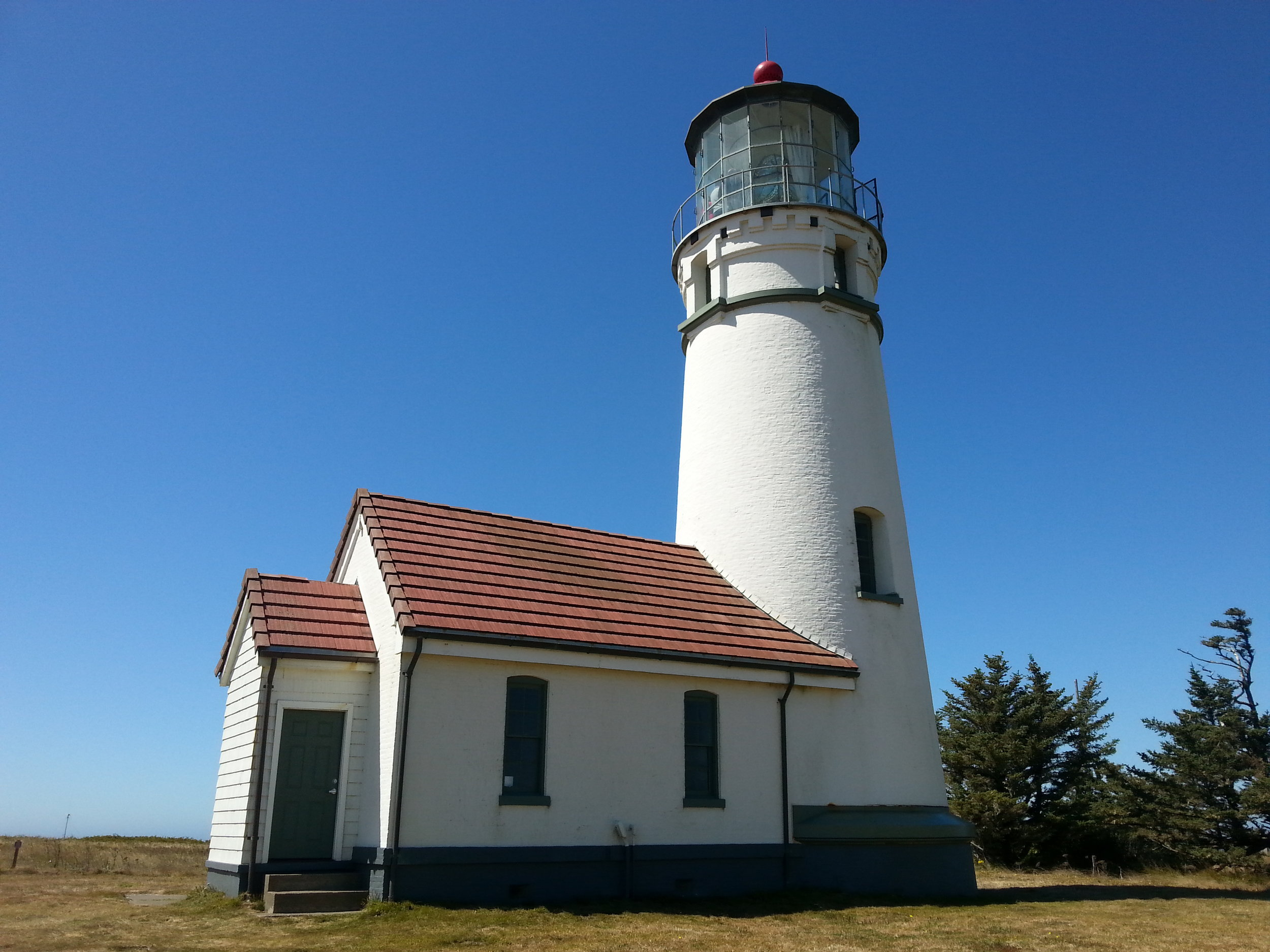 CAPE BLANCO LIGHTHOUSE  - Port Orford, Oregon- What to do in Southern Oregon - Things to do in Bandon