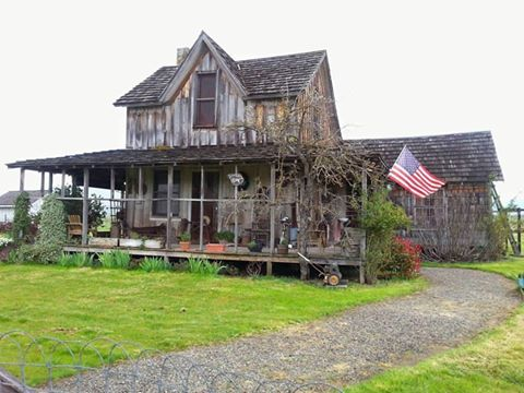 WOOD HOUSE - What to do in Southern Oregon- Things to do in Eagle Point - Events